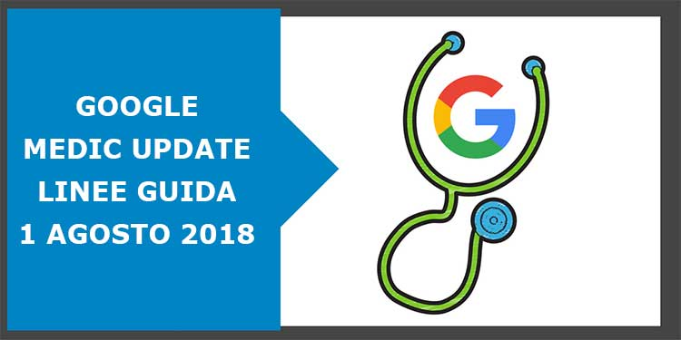google medic update mediamente i siti web hanno perso il 30 % del traffico