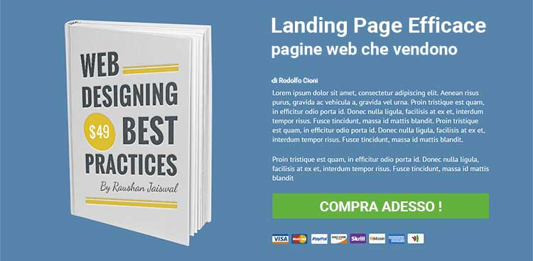 landing page rcwebstudio