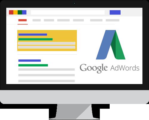 Google adwords capagne