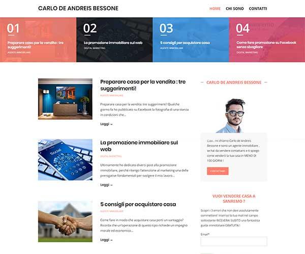 sito web consulente
