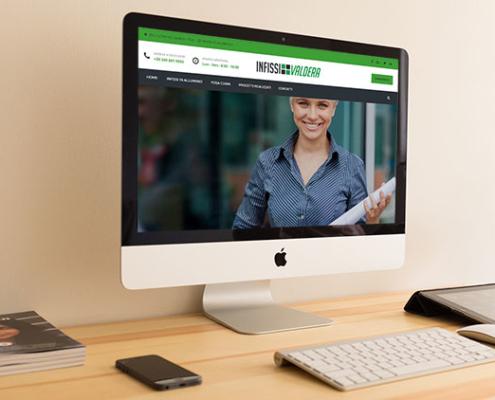 realizzazione siti web infissi