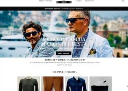 Realizzazione siti web e-commerce abbigliamento