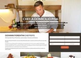 Realizzazione siti web chef