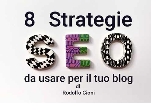 seo strategie per blog