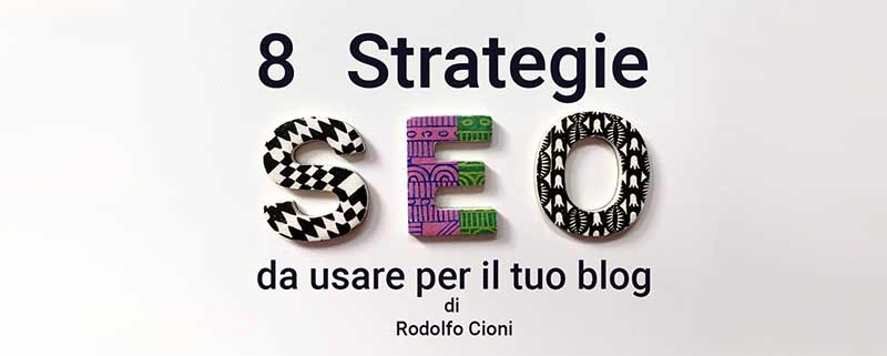seo strategie per blog