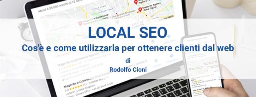 Seo Local cos'è